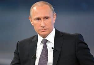 Написать письмо президенту России Путину на официальный сайт лично